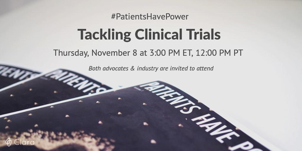 Tackling Clin Trials